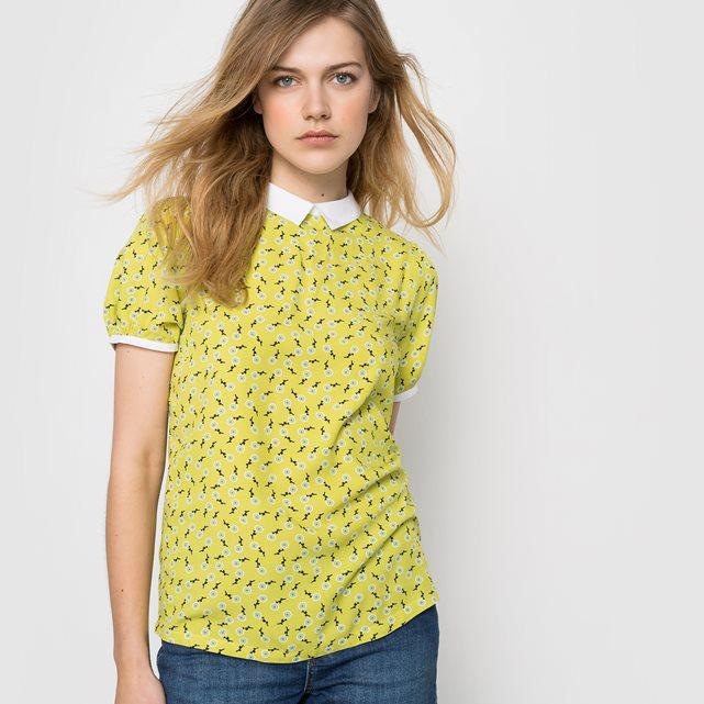 Блузка с рисунком Mademoiselle R | купить в интернет-магазине La Redoute