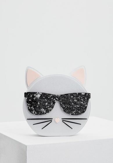 Клатч Karl Lagerfeld купить за 13 500 руб KA025BWAUOX6 в интернет-магазине Lamoda.ru